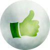 A Green Thumbs Up